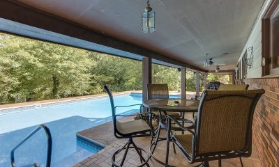 Installing Outdoor Shade in your Backyard Pool Area