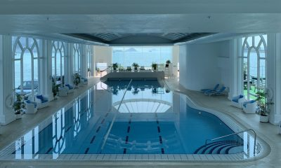 Regulating Humidity in Indoor Pools
