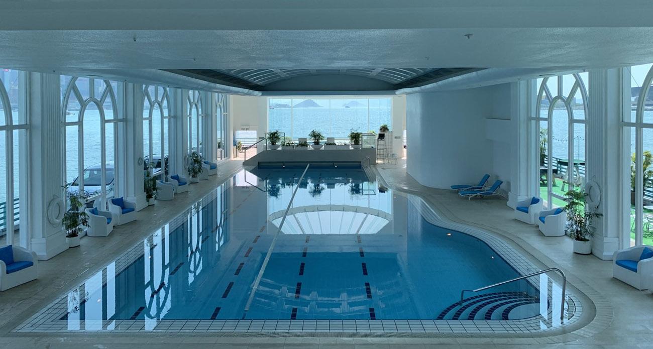 Regulating Humidity in Indoor Pools