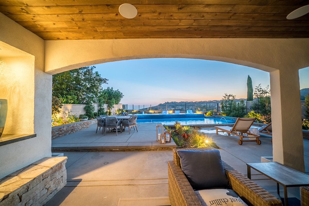 Patio Covers: Safeguarding from Fire Elements