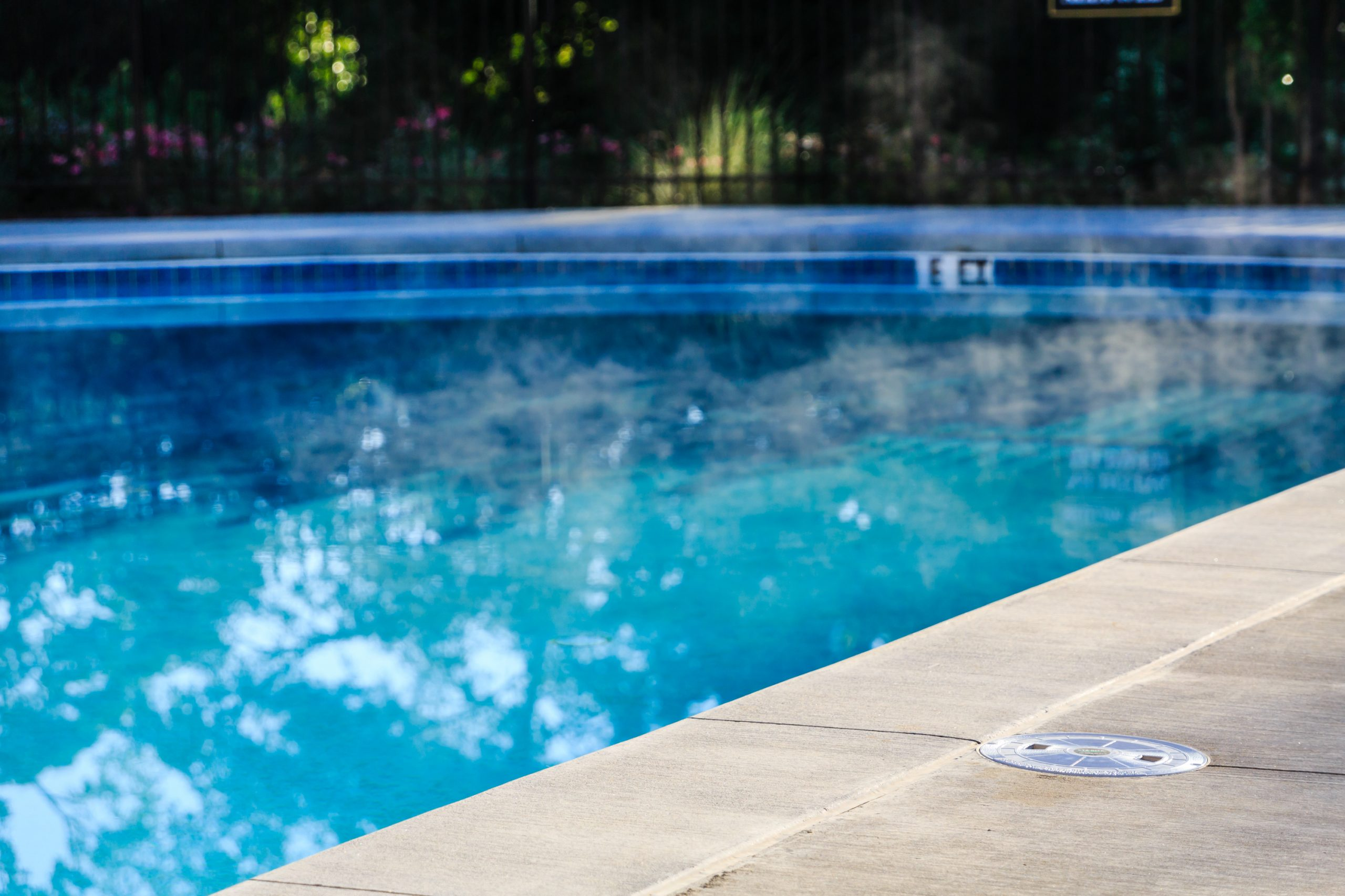 The ban of gas heated pools