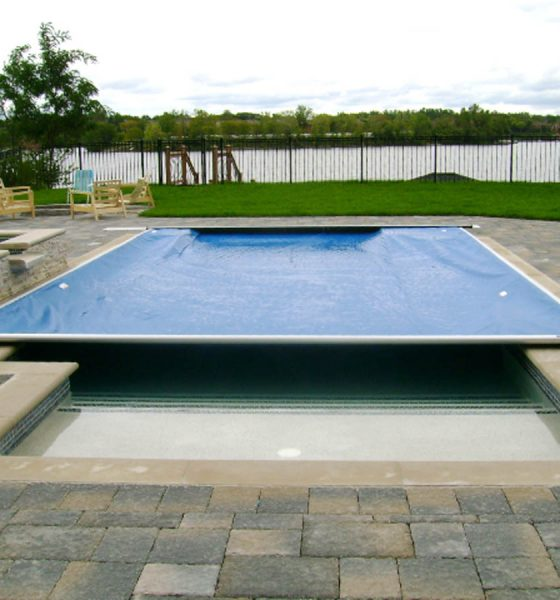 Automatic Pool Covers: The Perfect Season Extender