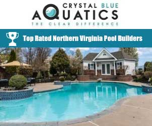 Virginia Pool Builders - Crystal Blue Aquatics