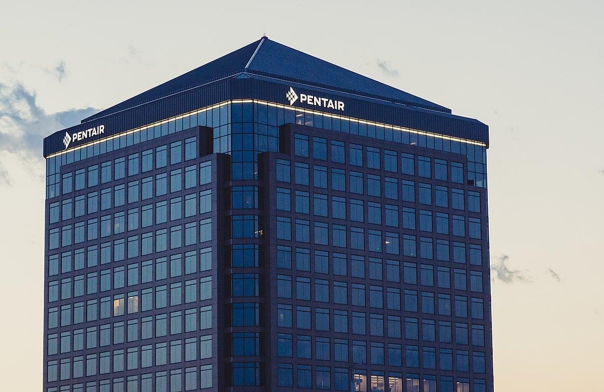 Pentair announces aquisition of Rocean - recent buyout of Water Appliance Manufacturer.