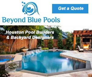 Houston Pool Builders - Beyond Blue Pools
