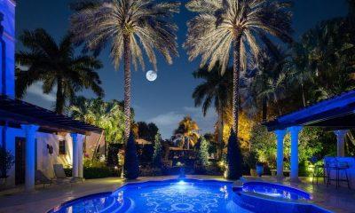 Howard Hughes Pool - Pool Magazine - Mosaicst Ray Corral Designer