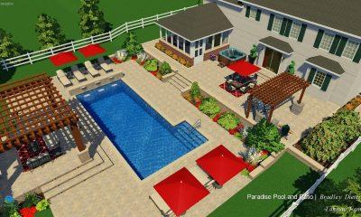 Cincinnatti Pool Designer - Brad Dieterich