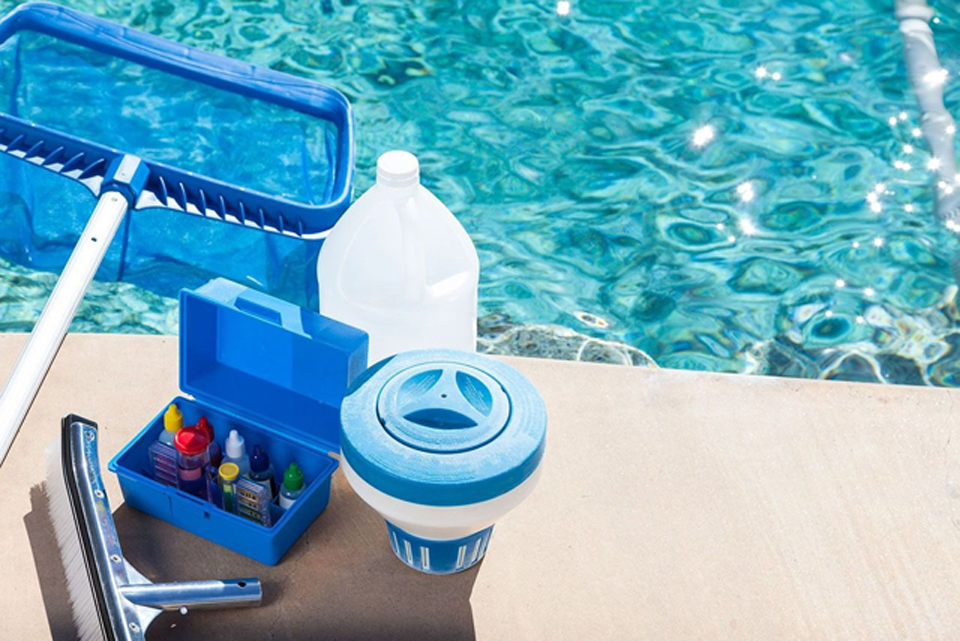 A New Technique to Eliminate Pool Cyanuric Acid