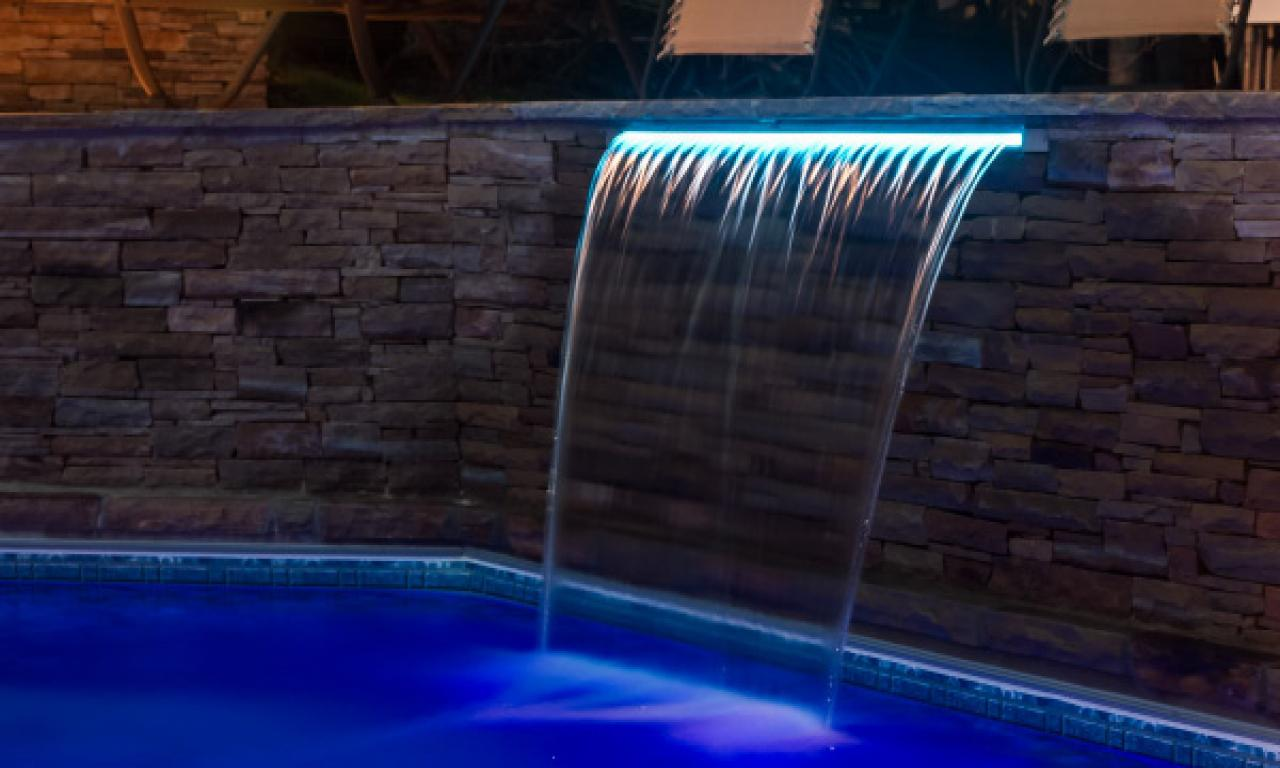 Fluidra Acquires CMP - Custom Molded Products maker of the Brilliant LED Waterfall