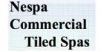 Nespa Tiled Spas