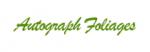 Autograph Foliages