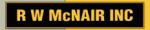 R W McNAIR INC