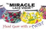 Miracle Lace Visor