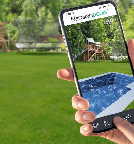 Narellan Pools AR App