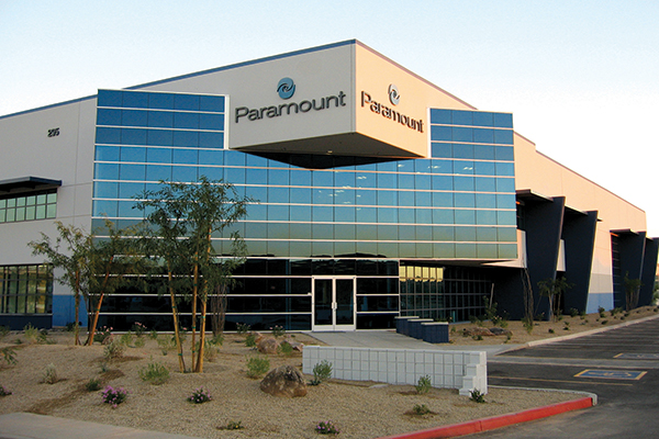 Paramount Leisure Industries, Inc. markets a wide array of in-floor cleaning and sanitization products for inground pools.