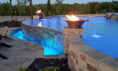 Outdoor fire features: Remodel Your Backyard Space