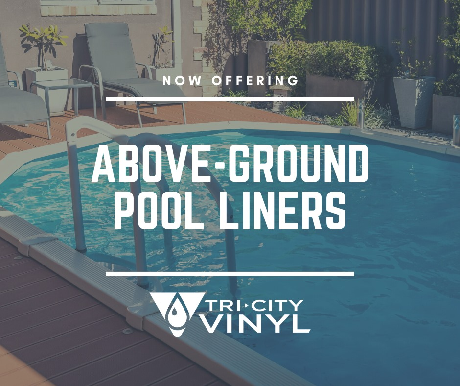 Tri-City Vinyl Announces Expansion Into Above Ground Vinyl Pool Liners
