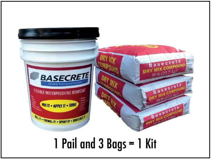 Basecrete Kit