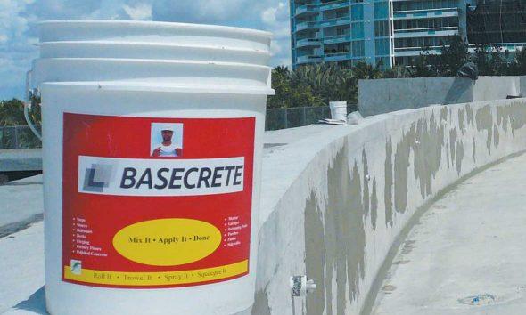 Basecrete and Pools go hand in hand - Danilo Bonazza