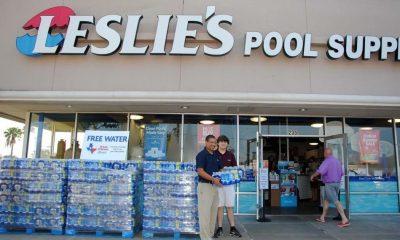 Leslies Swimming Pool Supplies IPO Pricing