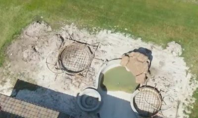 Olympus Pools facing allegations of unfinished pools