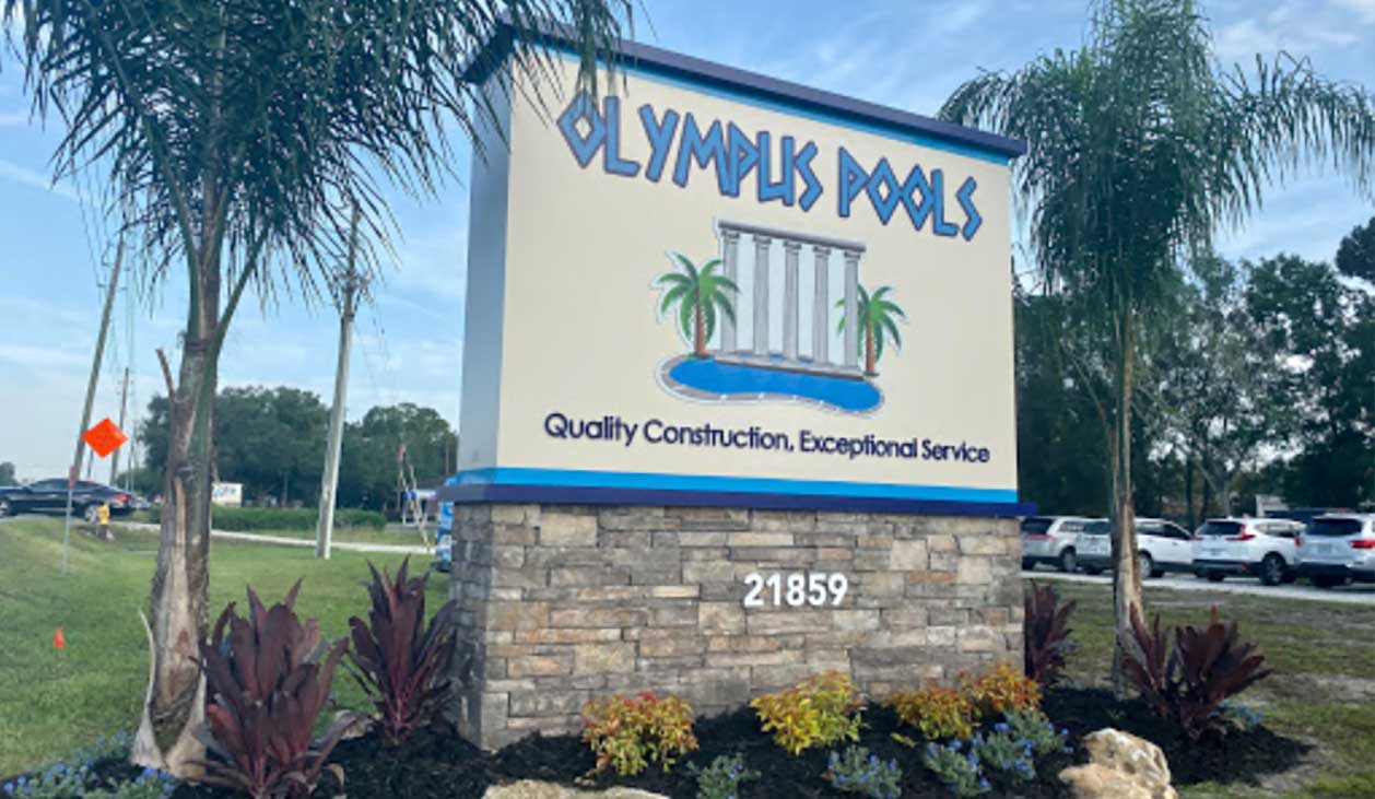 Olympus Pools responds to allegations