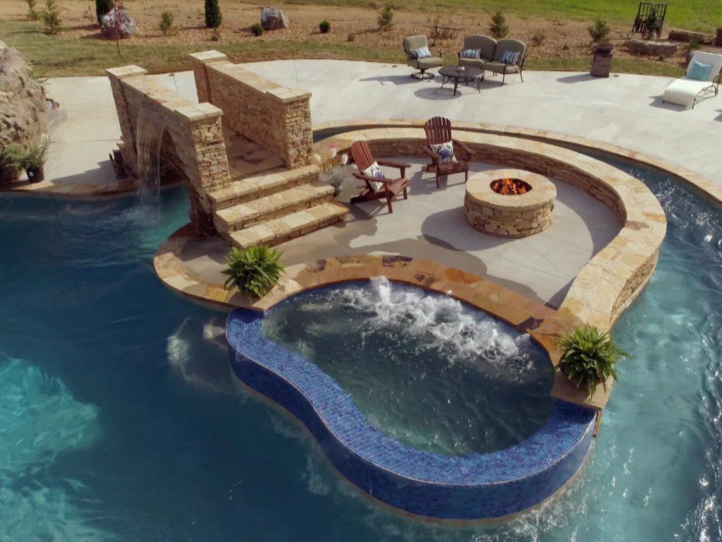 Luxury Pools - Pool Kings - Scott Walk - Premier Pools & Spas