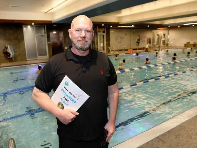 "Rudy Stankowitz - Industry Veteran writes book ""How to Get Rid of Swimming Pool Algae"""