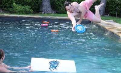 Pool Toy SkimBe and Skim To The Pin both win Moms Choice Gold Award