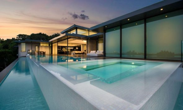 Luxury Pools - Design Ecology - Design Aquatics