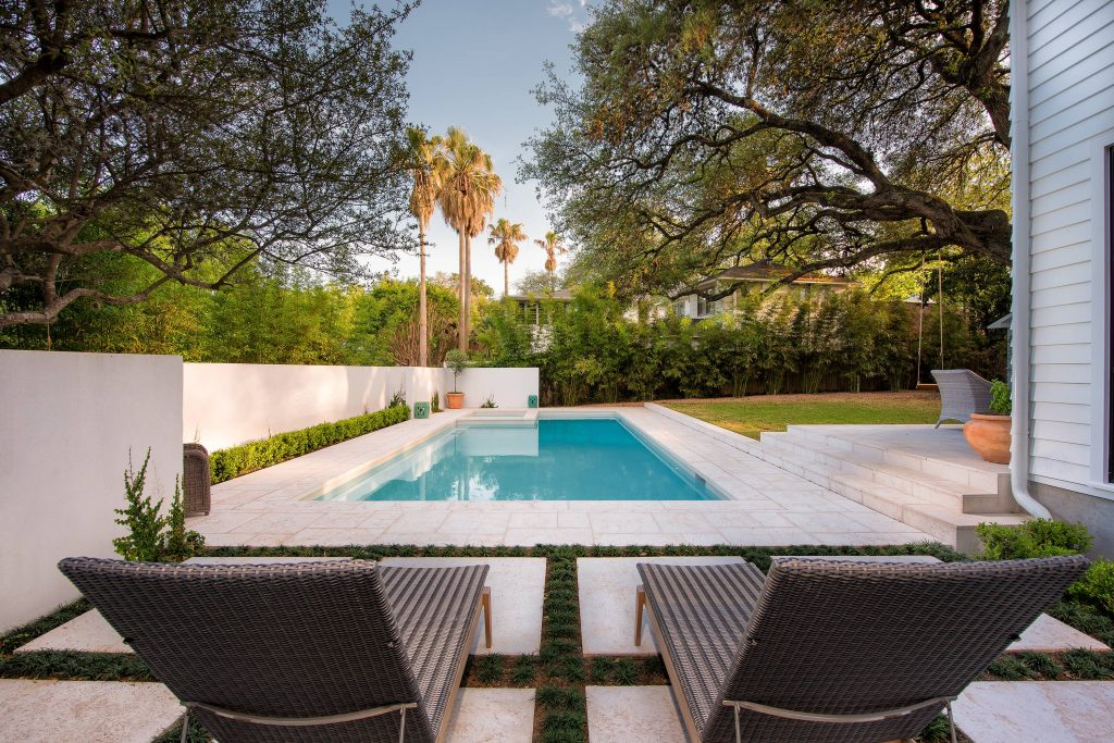 Luxury pools are time consuming to design and plan. High end homeowners who appreciate good design are willing to pay for it.