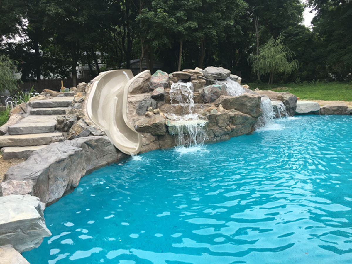 Swimming Pool Remodeling Will Allow For Easy Maintenance