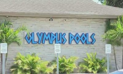Olympus Pools is being sued by SCP for $1 million dollars