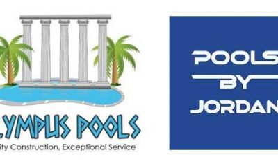 Olympus Pools Partnership with Pools by Jordan