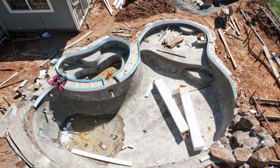 Leveling Your Backyard for a Pool