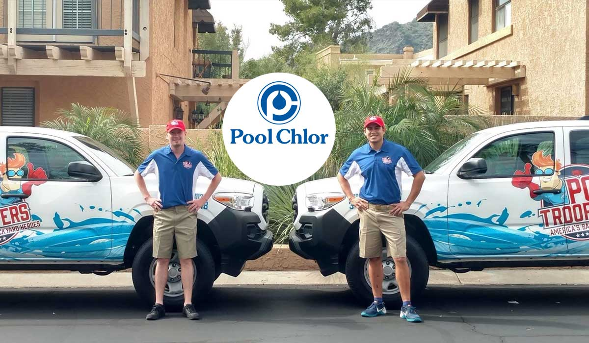 Pool Troopers Partners With Pool Chlor