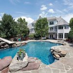 The Cost of Constructing a Luxury Inground Pool