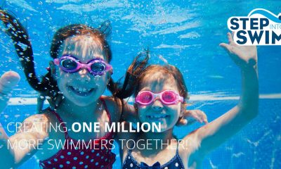 Step Into Swim Program Helps Over 6,000 Kids Learn To Swim