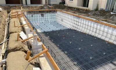 Structural Foam plays a big role in many applications in the pool industry