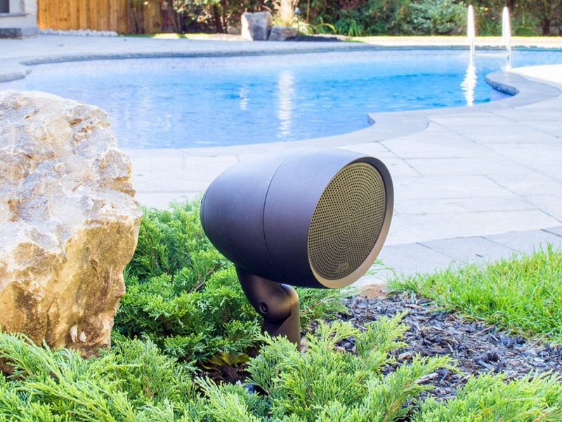 Outdoor Audio Systems For The Pool Area