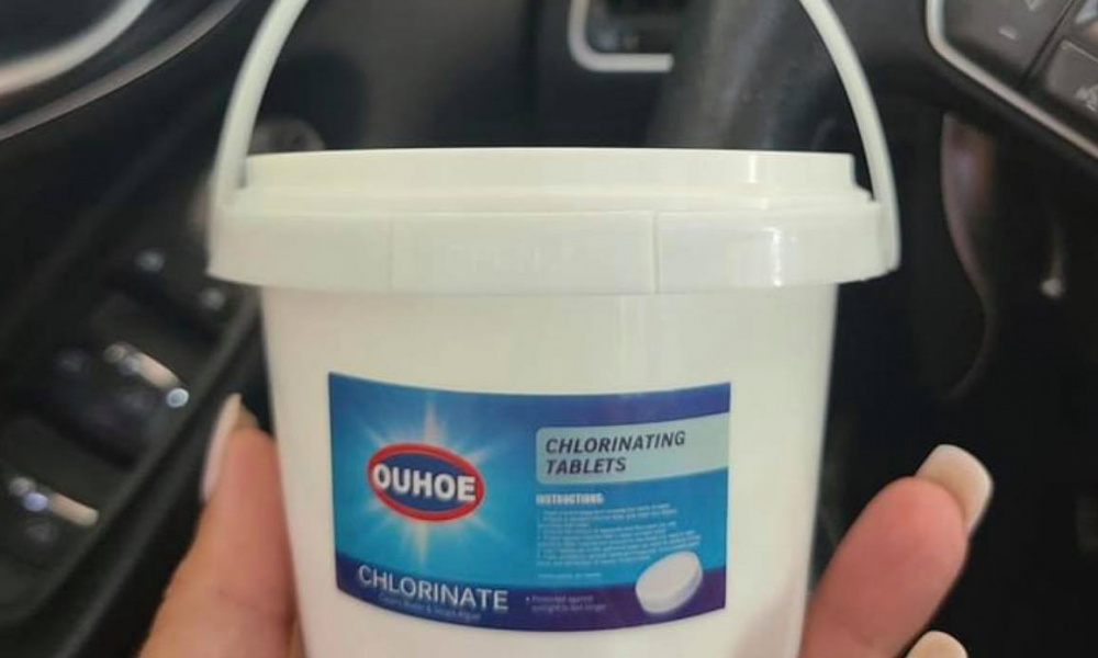 Consumers getting scammed as chlorine shortage continues