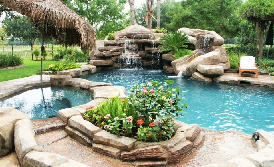 Luxury Inground Pools
