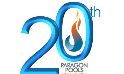 Paragone Pools celebrates its 20th anniversary