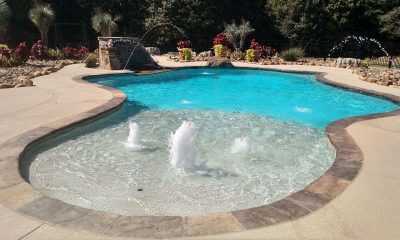 Why Build a Luxury Inground Pool?
