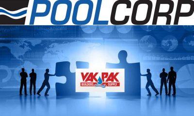PoolCorp Acquires Vak Pak Builders Supply