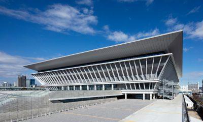 Tokyo Olympics a Bust - Aquatics Facility Sits Empty