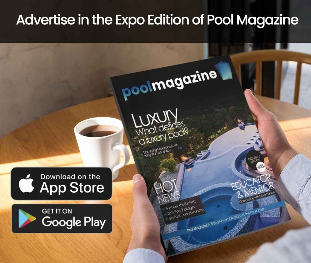 Advertise In Pool Magazine