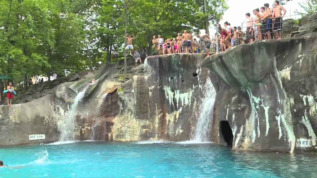 Top 10 Scariest Pools in the World