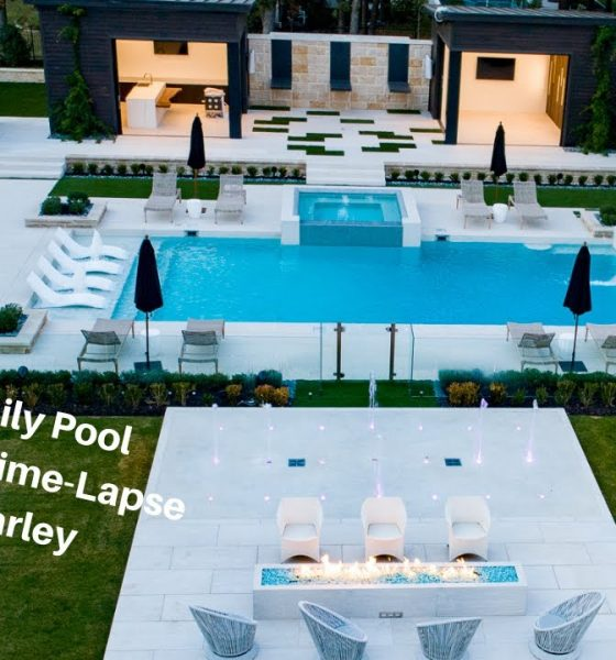Time Lapse Pool Construction Video Is So Satisfying