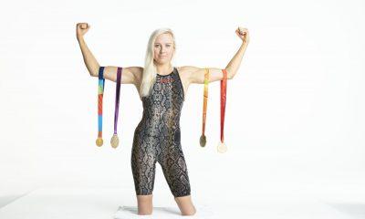 Paralympian Jessica Long Keynote Speaker at World Aquatic Health Conference